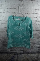 Old Navy womens cotton tunic beach coverup shirt top S NWT - $14.84