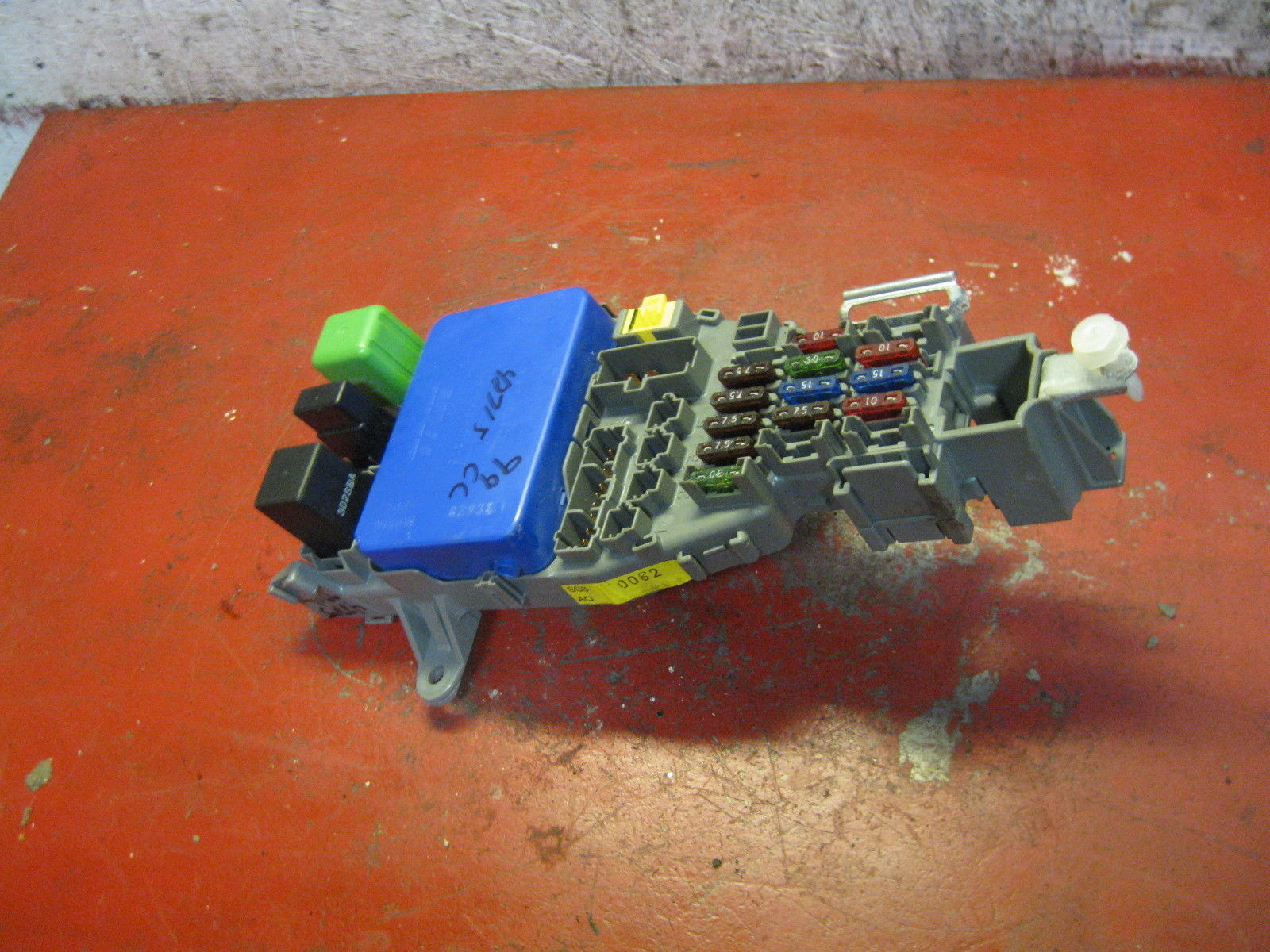 ... 98 99 97 Acura CL interior fuse box panel 38600-su7-a12