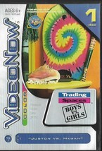 VideoNow PVD Trading Spaces Boys Vs Girls Juston Vs Megan Discovery Kids Ages 6+ - $4.94