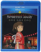 Disney Spirited Away [Blu-ray+DVD] (2001)