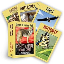 Power Animal Oracle Cards: Practical and Powerful Guidance from Animal S... - $9.13
