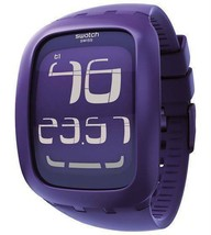 Swatch Touch Purple Unisex Watch SURV100 - $118.80