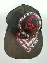 Metal Mulisha Fitted Black Cap Hat - $27.15