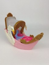 REPLACEMENT Fisher Price Imaginext Swan Princess Castle Boat Precious Pa... - $19.75