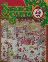 SEARCH FOR SANTA   Anthony Tallarico 1ST Edition  1990   EX++ - $19.26