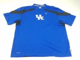 Nike Dri Fit 2XL University Of Kentucky Wildcats Performance T Shirt - $24.74