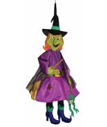 In the Breeze Witch Wind Friend 3D Windsock - €29,53 EUR