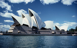 Mega 3D Opera Australia1185 Paper Wall Print Decal Wall Deco Indoor Wall... - $30.62+