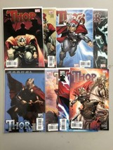 Lot of 8 Thor (2007-2009) #4 5 6 8 9 10 with variants Annual #1 NM Near ... - $29.70