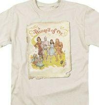 The Wizard of Oz t-shirt retro 30's musical fantasy film graphic tee OZ101 image 3