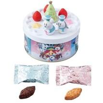 Tokyo Disney Resort Christmas Snow snow Confectionery pie Mickey & Minnie - $68.31