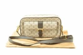LOUIS VUITTON Monogram Mini Juliet MM Shoulder Bag Khaki M92218 10900 Po... - $337.59