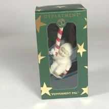 dept 56 christmas ornament peppermint pal - $24.89
