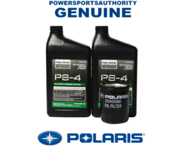 2003-2005 Polaris Sportsman 600 Twin OEM Oil Change Kit 2202166 - $35.99