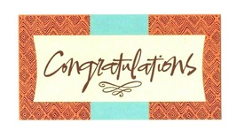 Congratulations Graduation Day Wishes Greeting Card  - $6.99