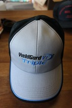 Vintage Yieldgard Vt Triple Hat Cap Corn Hat Cap K-PRODUCTS Made In Usa - $7.99