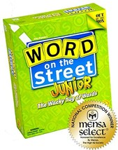 Word On The Street Junior - The Wacky Tug Of Words - $45.18
