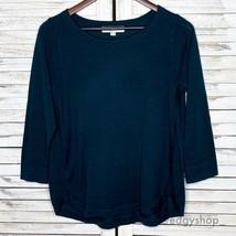 LOFT | Shirttail Sweater 3/4 Length Sleeves - $25.00
