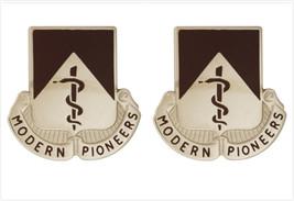 Genuine U.S. Army Crest: 47TH Support Battalion (Modern Pioneers) - $18.79