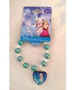 DISNEY FROZEN ELSA BRACELET (Style #2) New!  More Frozen  Available, Too! - $2.96