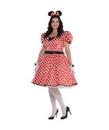 Sassy Minnie Mouse Halloween Costume for Women, Plus Size, Includes Acce... - $261.99