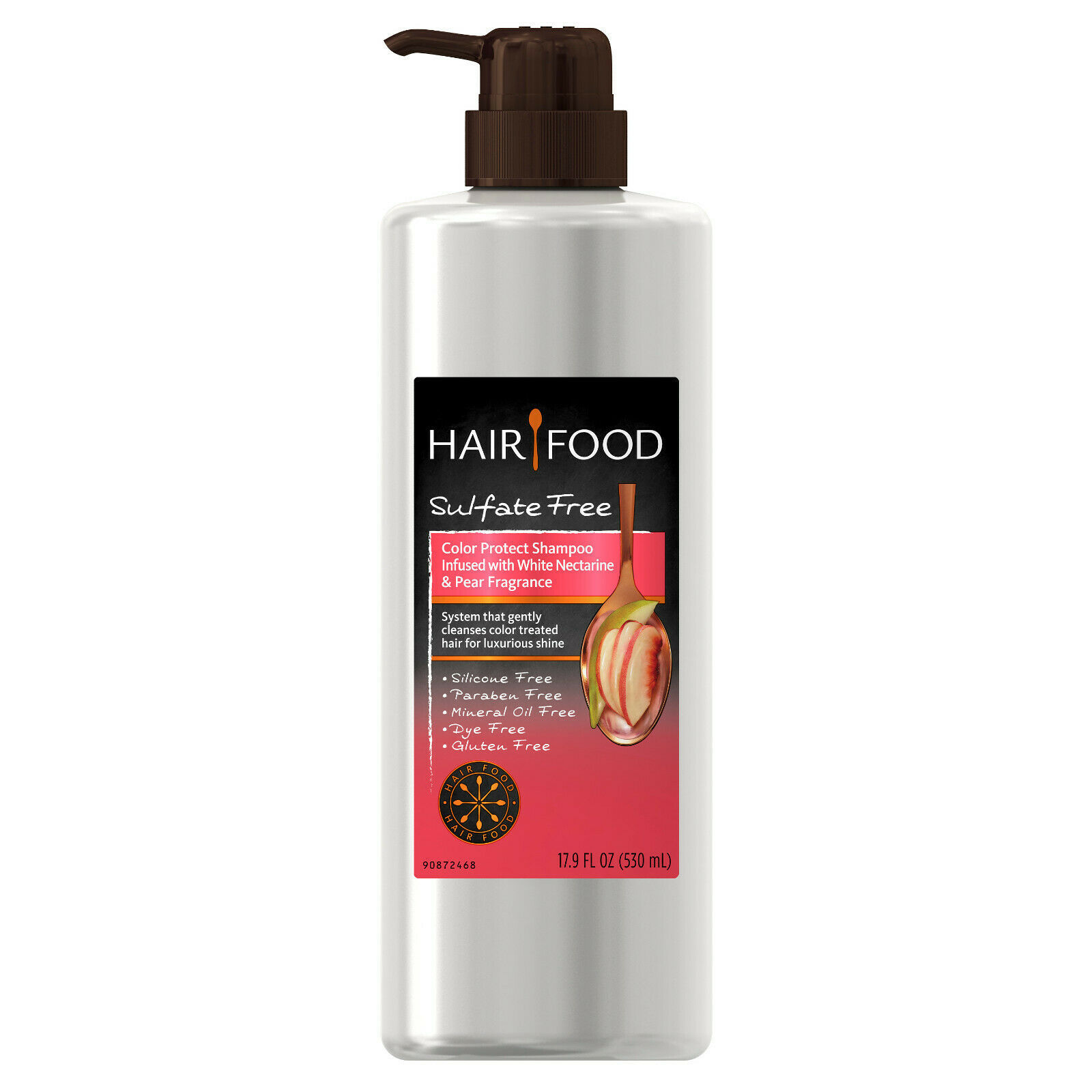 Clairol Hair Food Color Protect Shampoo Infused with White Nectarine Pear 17.9  - $15.79