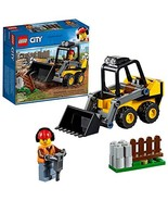 LEGO City Great Vehicles Construction Loader 60219 Building Kit , New 20... - $19.36