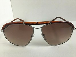 New Tom Ford Silver Tortoise 59mm Men's Sunglasses Italy - $149.99
