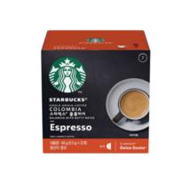 Starbucks Single Origin Colombian Capsule Coffee 5.5g * 12e Dolce Gusto Compatib - $14.88