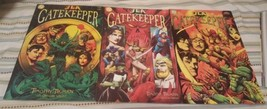 JLA: gatekeeper #1-3 (complete mini-series) - $15.00