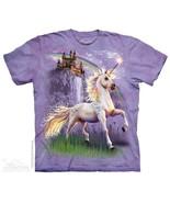 The Mountain Unicorn Castello Mitica Bestia Fairytail Animale Maglietta ... - $19.63+