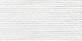 Red Heart Classic Crochet Thread Size 10-White. - $8.53