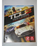 Playstation 3 - TEST DRIVE UNLIMITED 2 (Replacement Manual) - $8.00