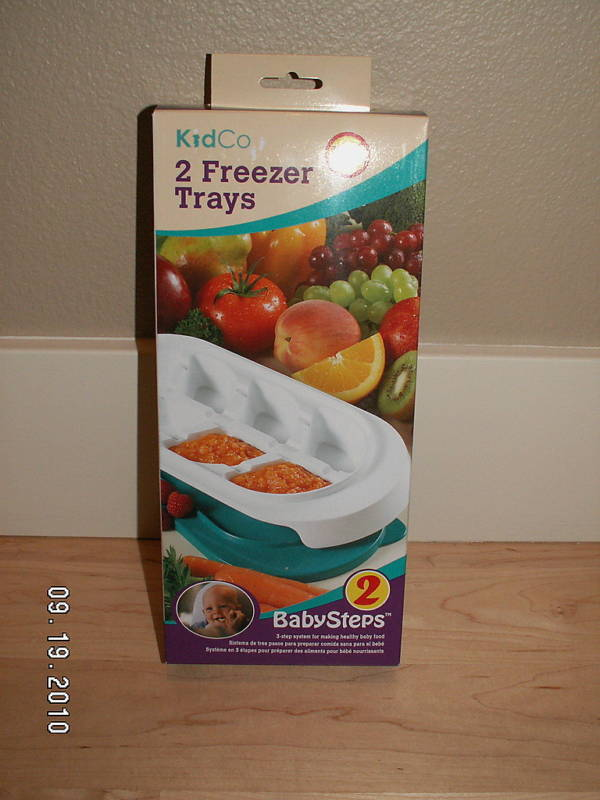 Kid Co. Freezer Trays