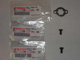 Front Sprocket Holder Lock Bolts Bolt Washer OEM Yamaha Blaster YFS200 Y... - $4.95