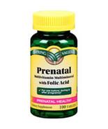 Prenatal Vitamins Spring Valley 1 per day dose ... - $6.99