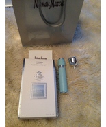"""Creed Perfume  """"LOVE IN WHITE"""" comes in Turquoise Atomoizer - $287.55"""