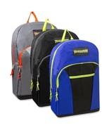 Trailmaker 17 Inch 3 Pocket Backpack - $9.95