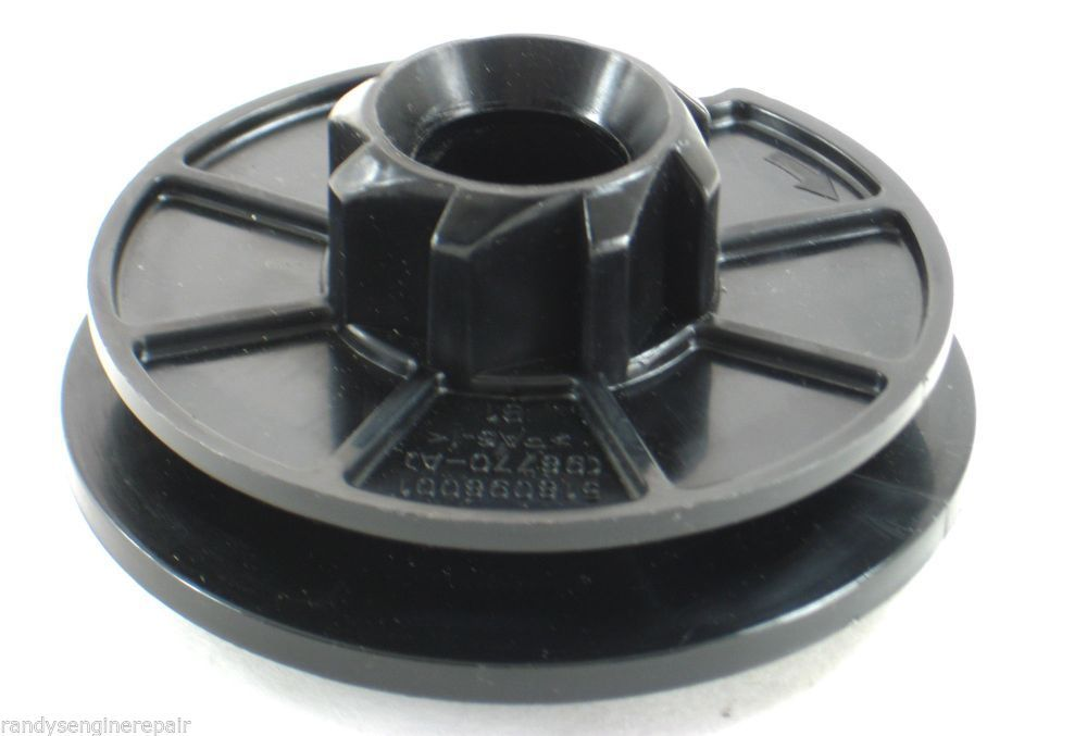 HOMELITE TRIMMER RECOIL PULLEY 98770A ST 155, 175, 185 - $9.99