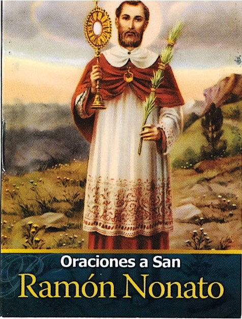 Oraciones a san ramon nonato s237 001