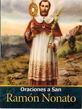 Oraciones a San Ramon Nonato
