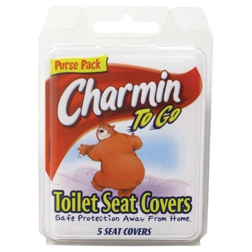 Charmin To Go Seat Covers 38400 [Electronics]