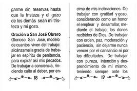 Oraciones a San Jose - LS241 image 5