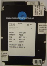 "Rare 80MB IDE 3.5"" Drive IBM WDA-L80  Tested Good Free USA Ship Our Driv... - $29.95"