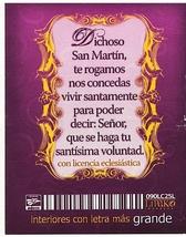 Oraciones a  San Martin Cabellero - LS242 image 2