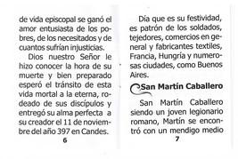 Oraciones a  San Martin Cabellero - LS242 image 3