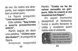 Oraciones a  San Martin Cabellero - LS242 image 4