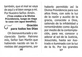 Oraciones a  San Martin Cabellero - LS242 image 5