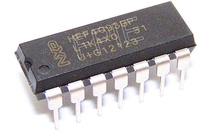 Hef4093bp nxpedit