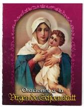 Oraciones a la Virgen de Schoenstatt